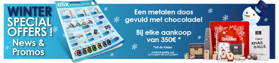Elimex Winter Special Offers 2019