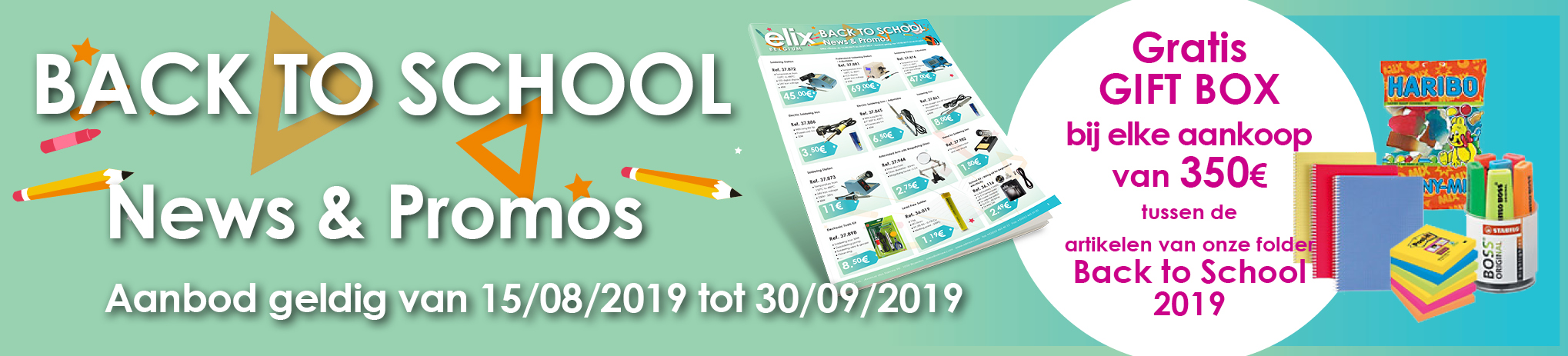 Elimex Back to school 2019 NL